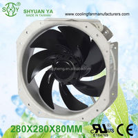 220V 230V AC Pipe Vertical Explosion-Proof Industrial High Pressure Axial Flow Fan