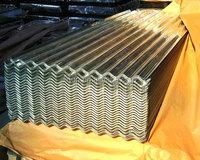 2015 new type light weight roofing sheet zinc steel sheet