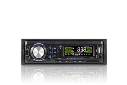 Single-din 7377/7388 12V car radio with sim card support TF/SD/USB