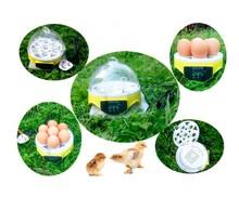 el más reciente 2014 mini de pollo incubadora del huevo para la venta