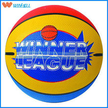 Hot sale street basketball ball