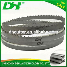 Final cost saving low cosumption carbon steel band saw blade