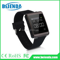2015 waterproof android smart watch /gps watch phone for Samsung Glax,iphone 6 - W1