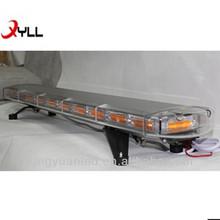 New#cob auto led de advertencia barra de luces de alta potencia dc12v/24v