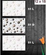 ceramic wall tiles 49 (Light & Highlighter Series)