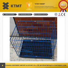 folding carrier dog cage
