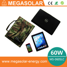 2014 60W Car Battery High energy Consumption Special Solar Charger