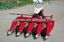 mini segador de arroz de fábrica Runshine, mini segador de trigo, mini cosechadora