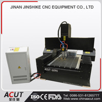 Easily to operation and excellent quality desktop stone cnc engraving machine6090