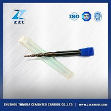 solid carbide 4 flutes indexable square end mill milling cutter with great price
