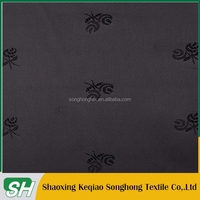 100% polyester jacquard lining fabric/frivolous dress order jacquard fabric/jacquard fabric picture