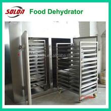 Steam/electric food dehydrator