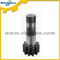 China high quality swing assembly parts Swing Gearbox Vertical Shaft used for Komatsu pc210-7 excavator
