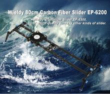 DSLR slider very lightweight steadicam video camera stabilizer