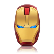 Hot 6D enhanced version of Iron Man Game Mouse