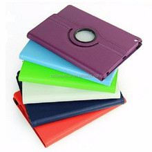 Latest Design PU Leather Tablet Case For iPad mini/air 2 Stand Case Cover Sleep/wake up function