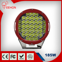 Super Bright 185W off road led driving light, Hot sale 9inch ARB Spot 185w led driving work light for 4WD and heavy-duty truck