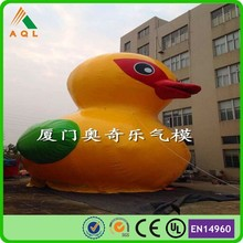 Big inflatable yellow duck giant inflatable promotion duck cheap sale