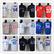 2015 new Chicago Cubs cheap baseball jersey 34 Jon Lester jerseys