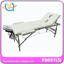 body roller metal massager aluminum massage bed