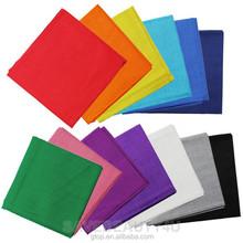 Wholesale soft 100% cotton cheap bandana hot sale fast shipping D-0011