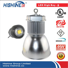 200w Industrial High Bay LED Light AC85 - 265V For Football Field, Stage with cUL UL SAA DLC certificate