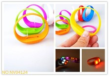 Low Price Best Quality Fashion Designed Durable In Use Led Bracelet Control Dmx Sound Control Glow Bracelet