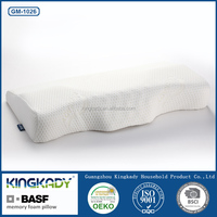 Wholesale high quality upholstery fabric gobelin health care bedding massage memory foam pillow