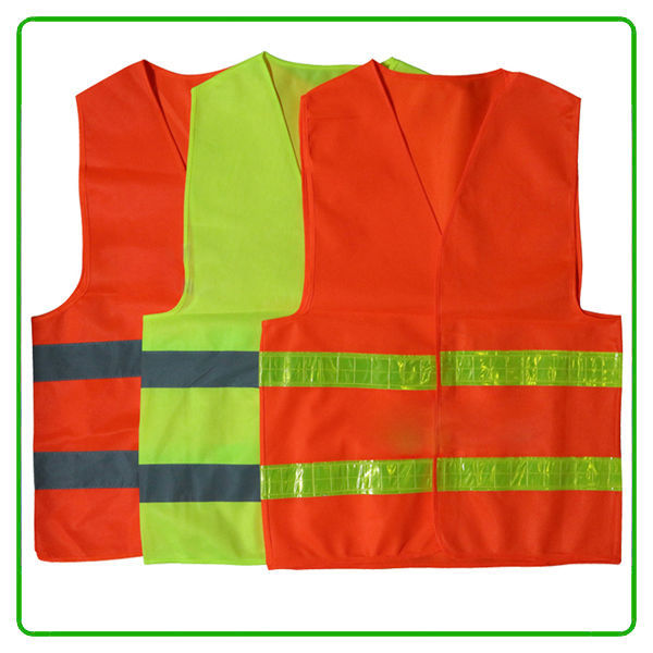 High Visibility Cheap Police Safety Vest