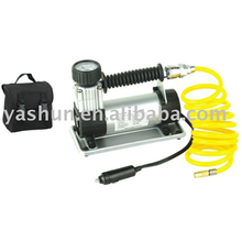 Portable Car Air Compressor Bike Balls Tyre Inflator Pressure Pump