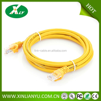 High Speed 150Ft Rj45 Cat5e Ethernet Lan Network Cable Yellow