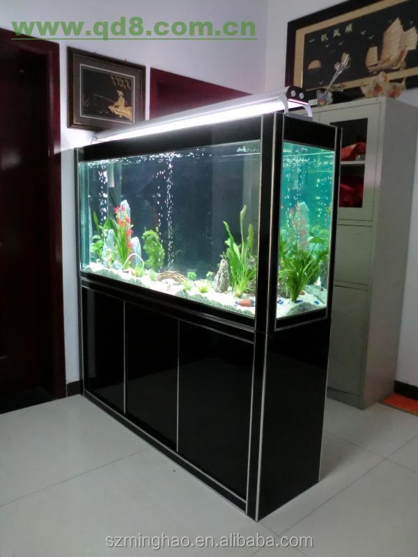 Elegant Quality Large Acrylic Fish Tank With Acrylic