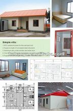 Steel Structure/Prefabricated House