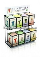 Wire Counter Display for Honest Tea