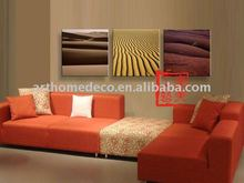 Your pictures to canvas printing for office room
