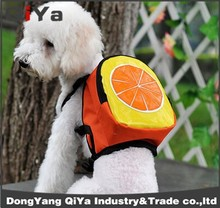 2015 Wholesale Dog Accessories,out door lovely dog backpack