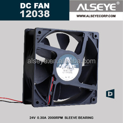 Alseye CB34 manufacture 120mm electric amd cooler dc fan Auto Restart Protection or General Options function