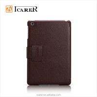 Standing Leather Case For Ipad Mini