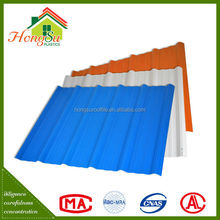 High quality products Environment friendly pvc roofing shingles prices