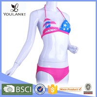 mature different 2014 world cup flag bikini swimwear swimsuit