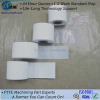 Customized size sofe thin plastic sheets ptfe film