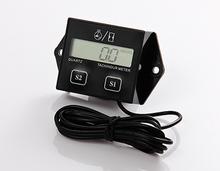 Tachometer Hour Meter For Jet Ski,Lawn Mower,Motorcycle,Boat,Generator,Glider