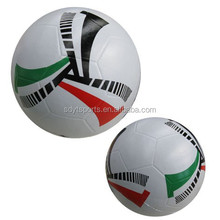 inflate rubber soccer ball/football