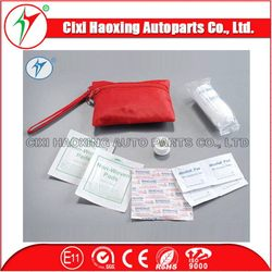 Fashion classical emergency first aid kits instrument bag