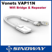 Vonets vap11n ripetitore wireless adattatore wifi per qualsiasi ip, attrezzature tv box ricevitore satellitare dm800 decoder vap11n ponte wifi