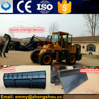 snow removal loader, snow blower vehicle, snow blower loader