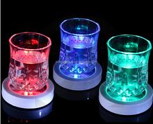 Festival flashing Led light Circular luminous music Cup