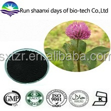 Natural Trifolium Extract Powder, Red Clover Flower Extract Powder 20% Isoflavones