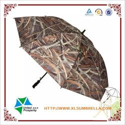 big size cool camouflage outdoor umbrella