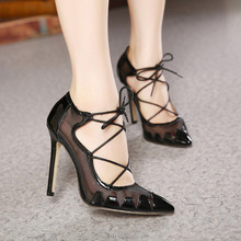 China wholesale pump shoes! New arrivals ladies high heels 2015 women shoes